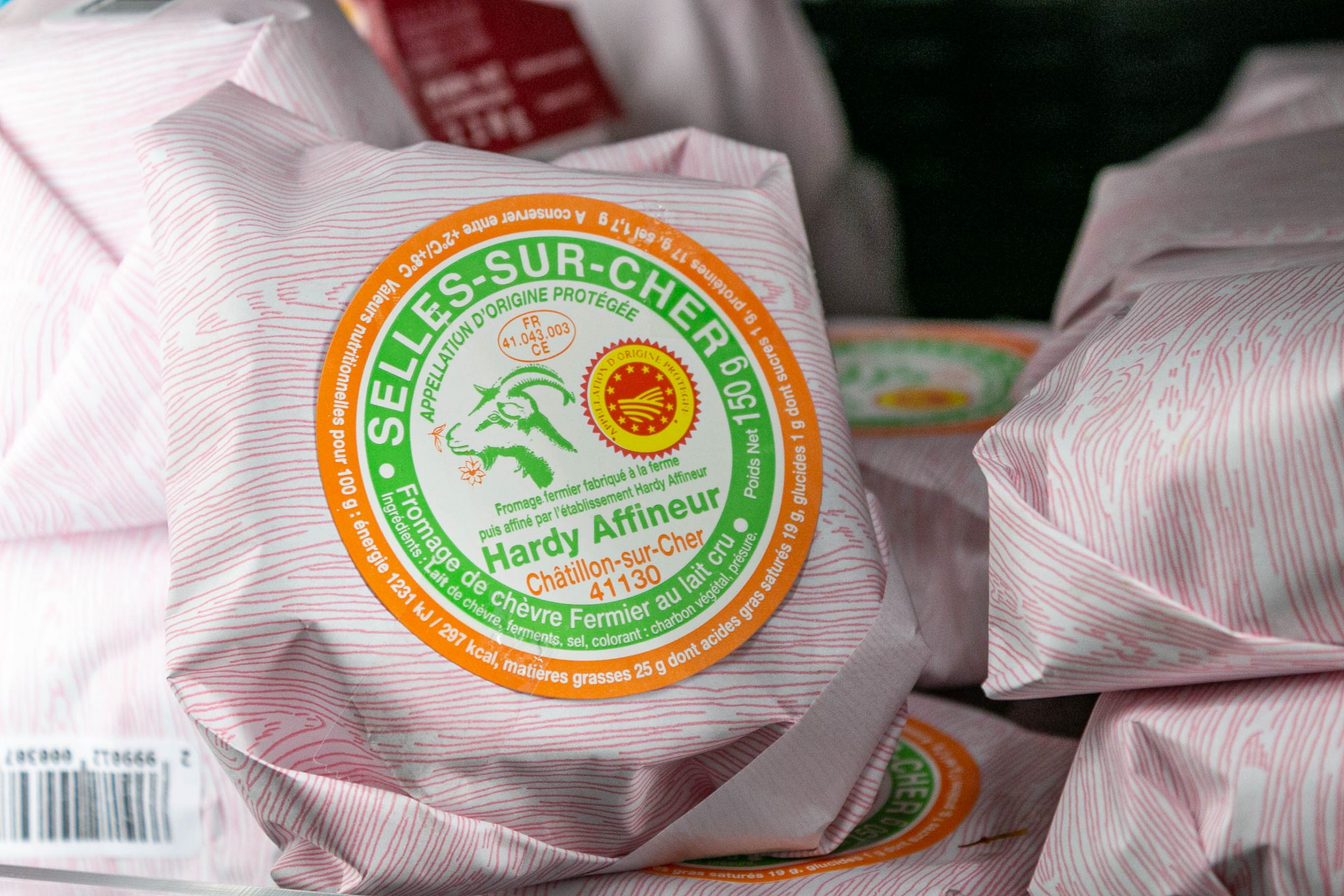 fromage fermier